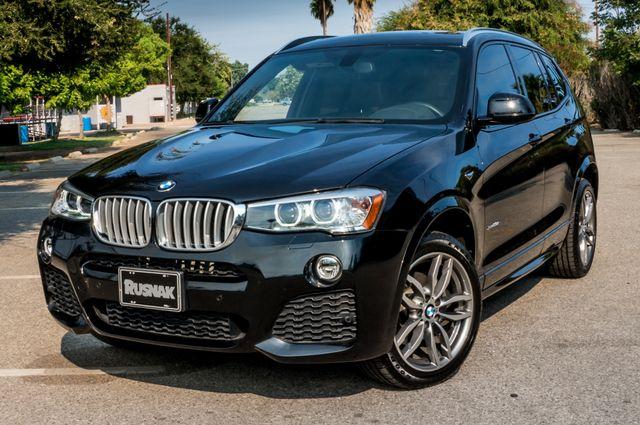 2015 BMW X3 xDrive28i M SPORT Reseda, CA 44