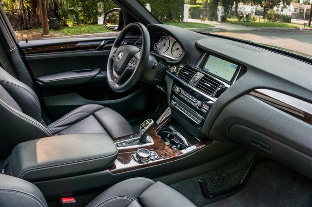 2015 BMW X3 xDrive28i M SPORT Reseda, CA 34