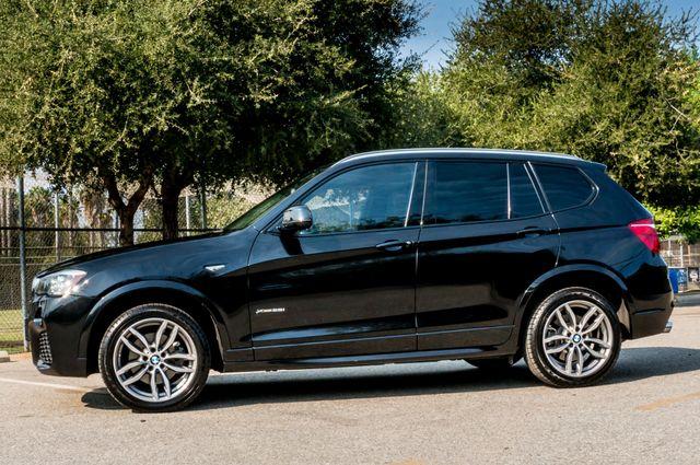 2015 BMW X3 xDrive28i M SPORT Reseda, CA 4