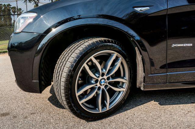 2015 BMW X3 xDrive28i M SPORT Reseda, CA 12