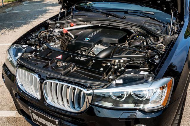 2015 BMW X3 xDrive28i M SPORT Reseda, CA 38