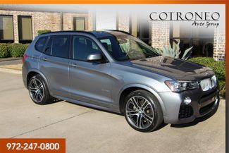 2015 BMW X3 xDrive35i M Sport in Addison, TX 75001