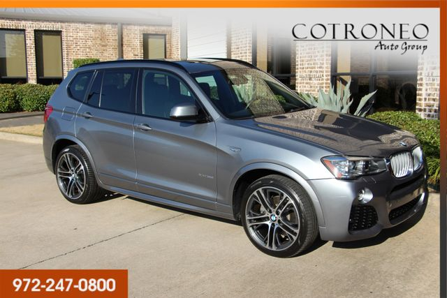 2015 BMW X3 xDrive35i M Sport in Addison, TX 75001