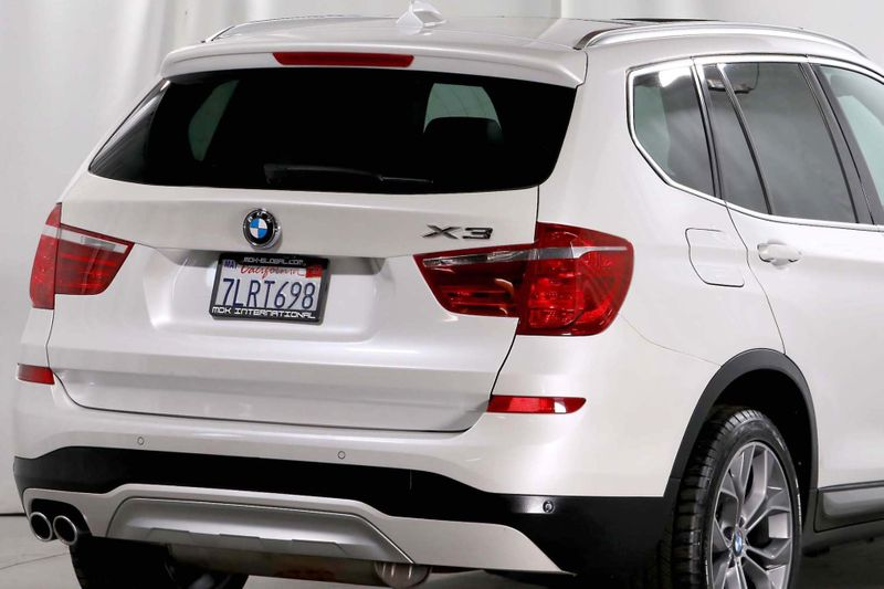 2015 BMW X3 xDrive35i - Extremely well optioned - Original MSRP 59445  city California  MDK International  in Los Angeles, California