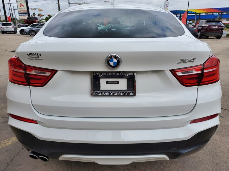 2015 BMW X4 xDrive28i   Brownsville TX  English Motors  in Brownsville, TX
