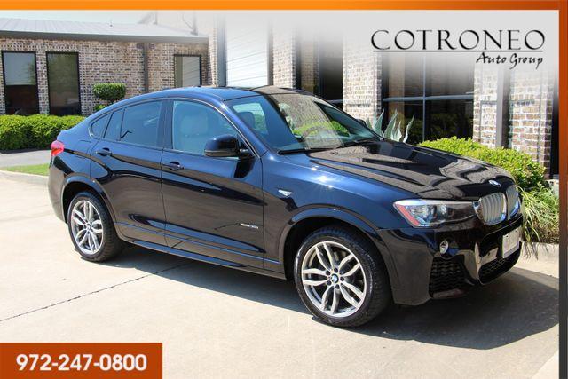 2015 BMW X4 xDrive35i M Sport