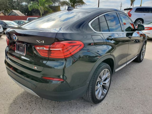 2015 BMW X4 xDrive35i in Brownsville, TX 78521