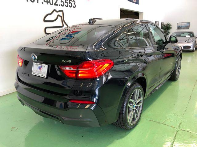 2015 BMW X4 xDrive35i M Sport Longwood, FL 10