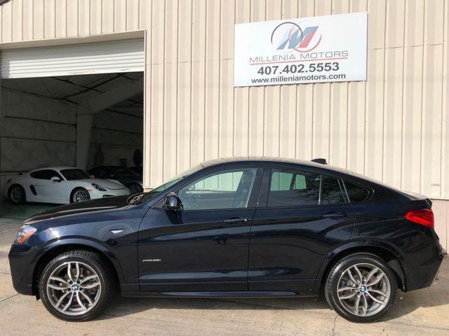 2015 BMW X4 xDrive35i M Sport Longwood, FL 44