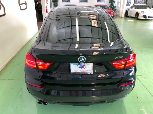 2015 BMW X4 xDrive35i M Sport Longwood, FL 8
