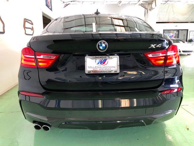 2015 BMW X4 xDrive35i M Sport Longwood, FL 9