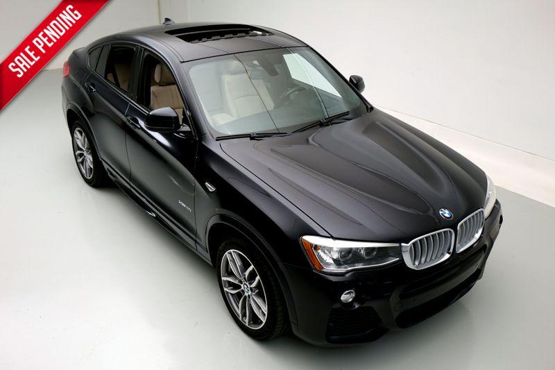 2015 BMW X4 xDrive35i* M Sport* Heads Up* BU Cam* Sunroof* NAV*** | Plano, TX | Carrick's Autos in Plano TX