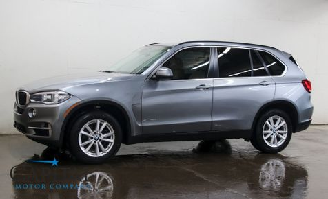 2015 BMW X5 35i xDrive AWD w/Navigation, 360º Camera, Heated Seats, Panoramic Roof & Harman/Kardon Audio in Eau Claire