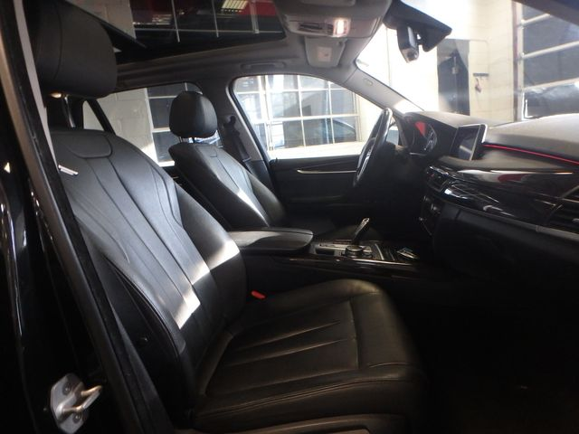2015 Bmw X5 3rd Row, Large ROOF, HEATED STEERING, HEADS UP DISPLAY, Saint Louis Park, MN 28