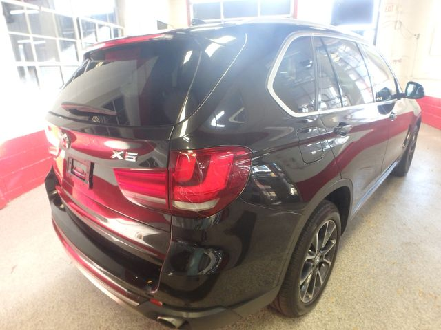 2015 Bmw X5 3rd Row, Large ROOF, HEATED STEERING, HEADS UP DISPLAY, Saint Louis Park, MN 12
