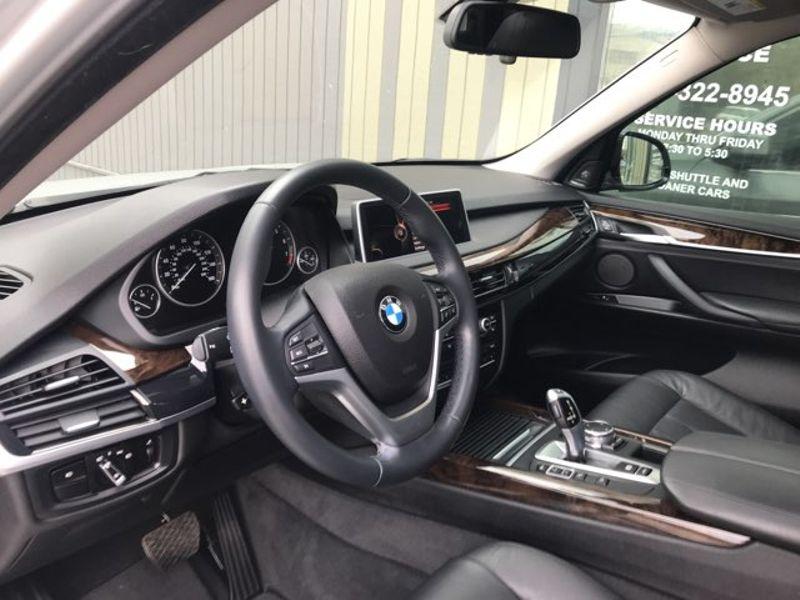 2015 BMW X5 xDrive35i All Wheel Drive 1 Owner Navigation Rear Camera HK Stereo xLine Premium Pkgs 1 Owner  city Washington  Complete Automotive  in Seattle, Washington