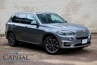 2015 BMW X5 xDrive35d AWD Clean Diesel w/3rd Row Seats, in Eau Claire, Wisconsin