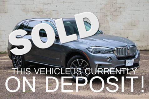 2015 BMW X5 xDrive35d AWD Clean Diesel w/3rd Row Seats, Navigation, B&O Premium Audio & Panoramic Moonroof in Eau Claire