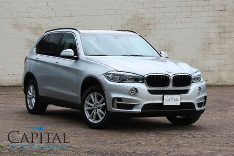 2015 BMW X5 xDrive35d AWD Clean Diesel with Navigation, Heated Seats, LED Headlights & Gorgeous Interior in Eau Claire