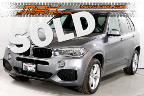 2015 BMW X5 xDrive35d - M Sport - Turbo Diesel - LED lights  in Los Angeles