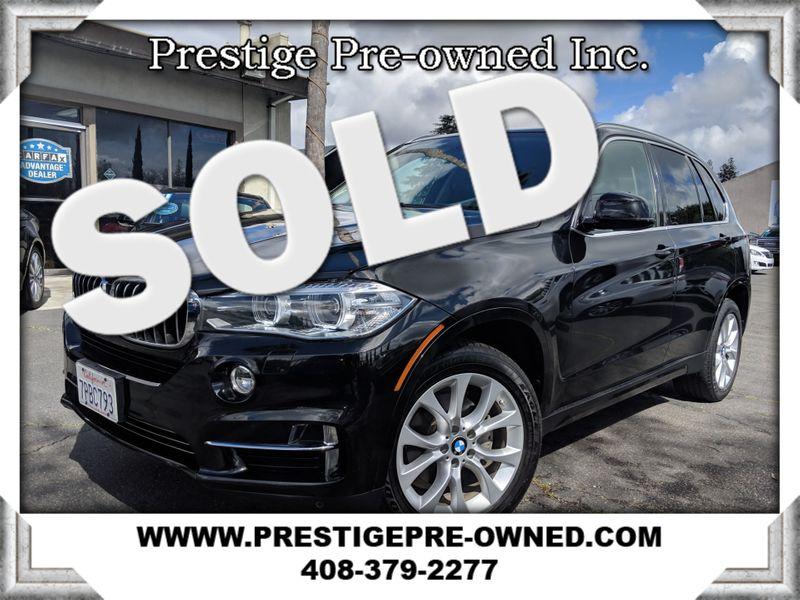 2015 BMW X5 xDrive35d ((**NAV/BACK UP CAM/PANO ROOM/HEATED SEATS**))  in Campbell CA