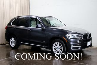 2015 BMW X5 xDrive35d AWD Clean Diesel w/Head-Up Display, in Eau Claire, Wisconsin