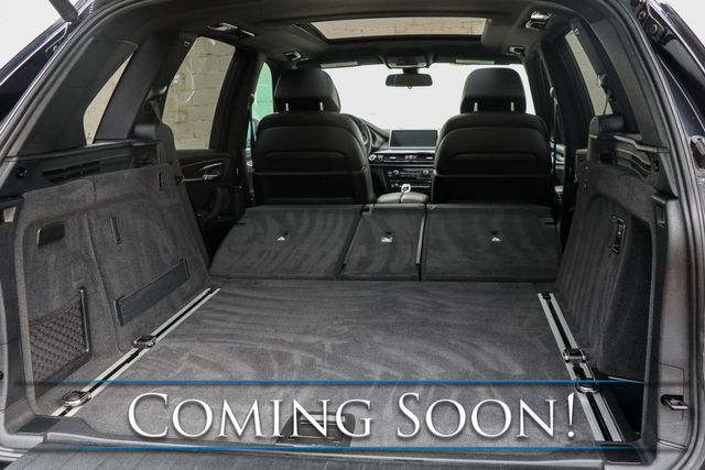 2015 BMW X5 xDrive35d AWD Luxury SUV w/Nav, Backup Cam, Heated Steering Wheel, Heated Seats and HUD in Eau Claire, Wisconsin 54703