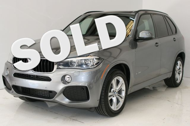 2015 BMW X5 xDrive35d M SPORT Houston, Texas 0
