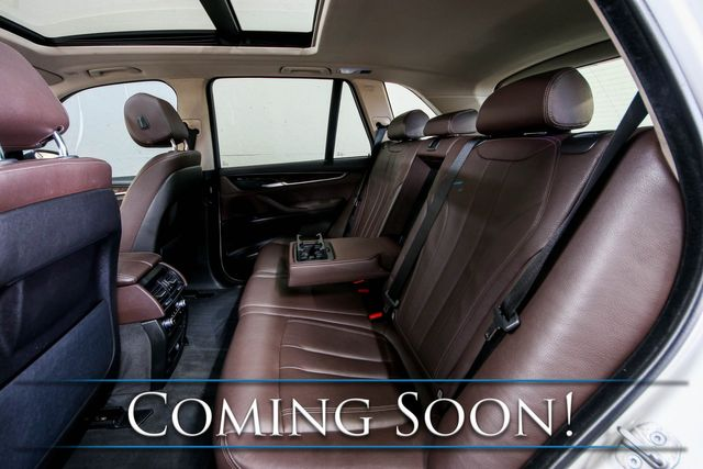 2015 BMW X5 xDrive35i AWD w/Nav, Backup Cam, Panoramic Roof, Heated F/R Seats & Bluetooth Audio in Eau Claire, Wisconsin 54703
