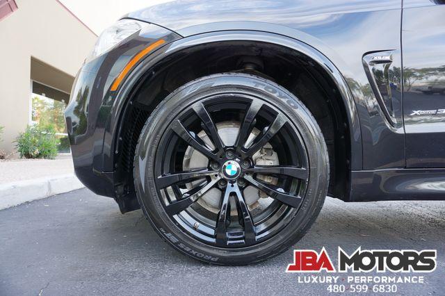 2015 BMW X5 xDrive35i xDrive35i M Sport Package 3rd Row Seat $74k MSRP in Mesa, AZ 85202