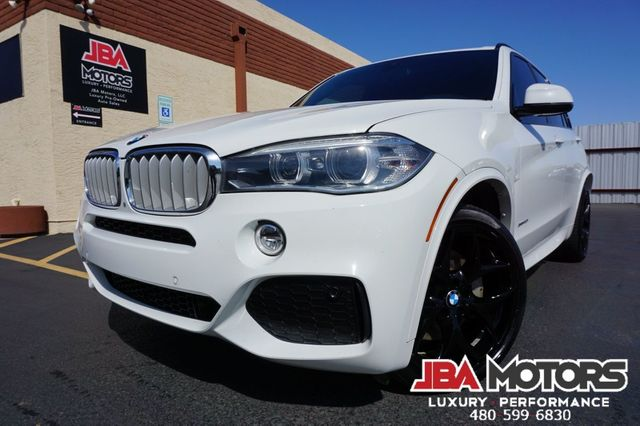 2015 BMW X5 xDrive50i 50i xDrive M Sport Driver Assist Executive WOW