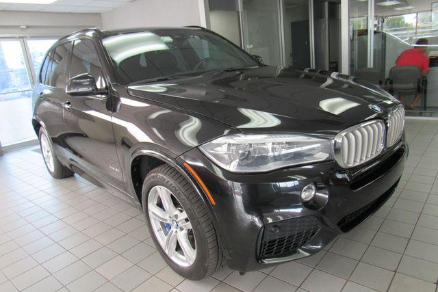 2015 BMW X5 xDrive50i W/ NAVIGATION SYSTEM/ BACK UP CAM Chicago, Illinois 1