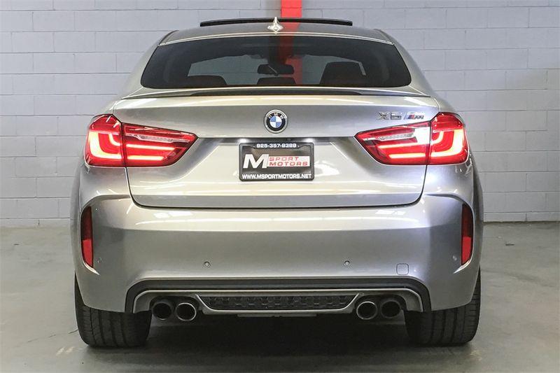2015 BMW X6 M   city CA  M Sport Motors  in Walnut Creek, CA