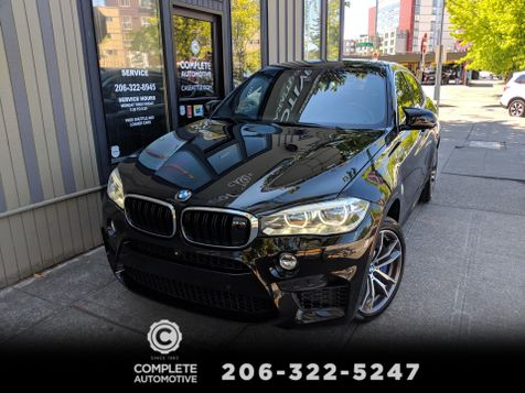 2015 BMW X6 M 567 HP! Executive Driving Assist + Packages  Night Vision B&O Sound MSRP $115,950 Save $47,962 in Seattle
