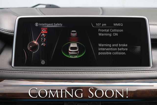 2015 BMW X6 xDrive50i AWD V8 Sport-SUV w/Nav, 360º Camera, Heated Seats and Harman/Kardon Audio in Eau Claire, Wisconsin 54703