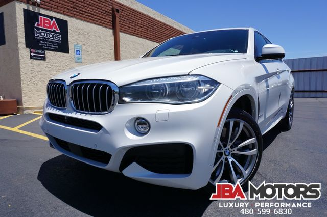2015 BMW X6 xDrive 50i xDrive50i M SPORT PACKAGE X6 M ~ HUGE $91k MSRP