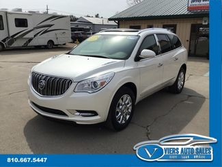 2015 Buick Enclave Leather in Lapeer, MI 48446