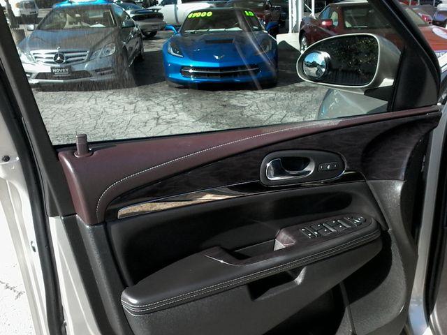 2015 Buick Enclave Leather San Antonio, Texas 18