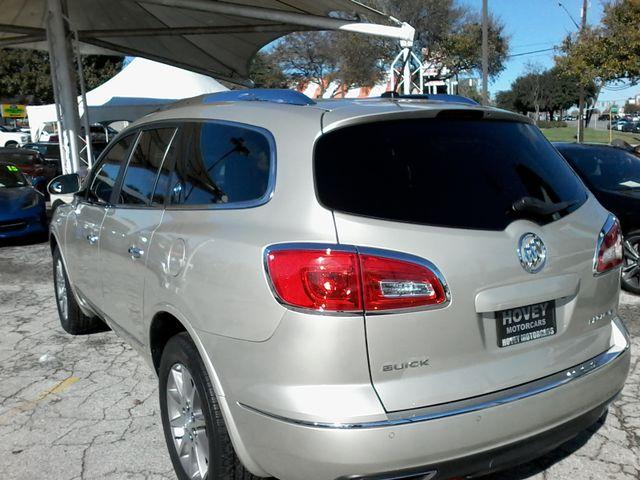 2015 Buick Enclave Leather San Antonio, Texas 7