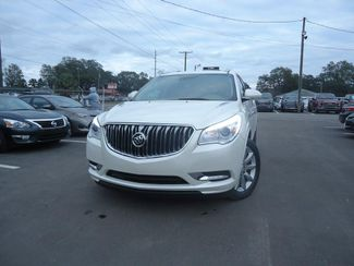 2015 Buick Enclave LEATHER. PANORAMIC. NAVI. DVD ENTERTAINMENT SEFFNER, Florida