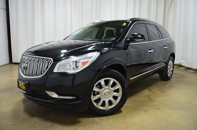 2015 Buick Enclave W/ Leather & Sunroof Leather