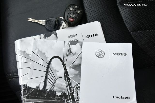 2015 Buick Enclave Leather Waterbury, Connecticut 40