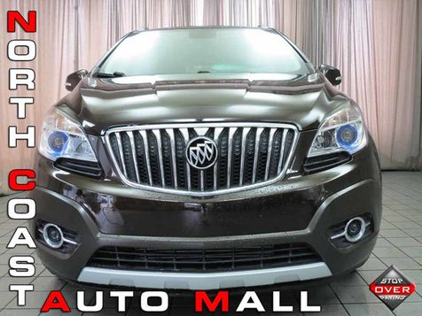2015 Buick Encore Leather in Akron, OH