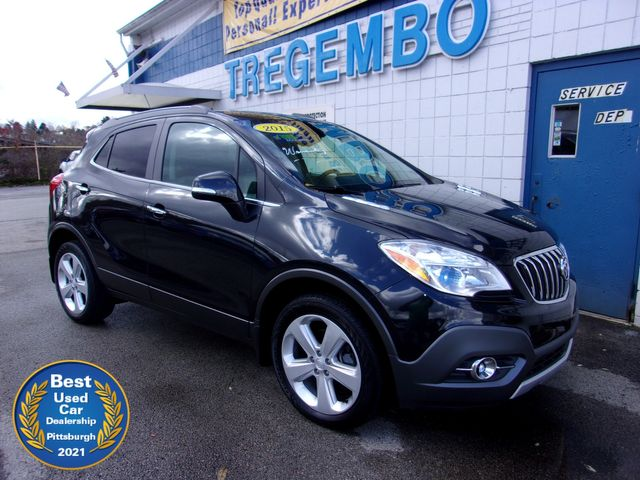 2015 Buick Encore AWD Leather