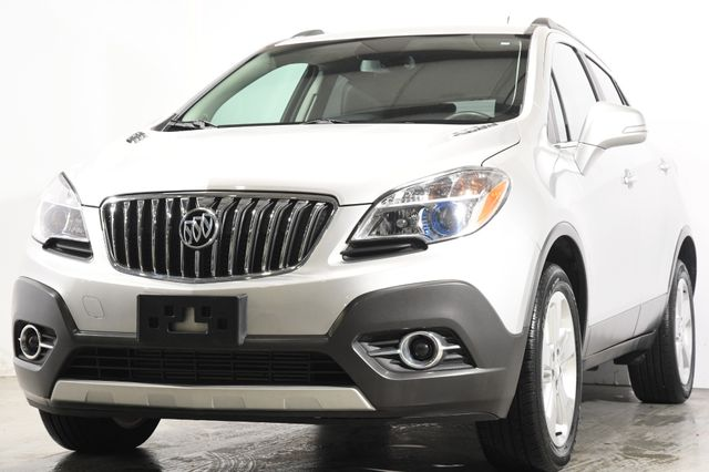 2015 Buick Encore Leather & Blind Spot