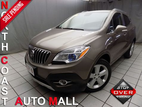 2015 Buick Encore Leather in Cleveland, Ohio
