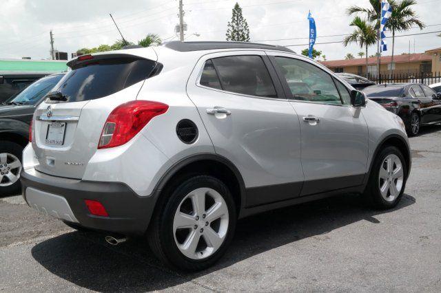 2015 Buick Encore Hialeah, Florida 4