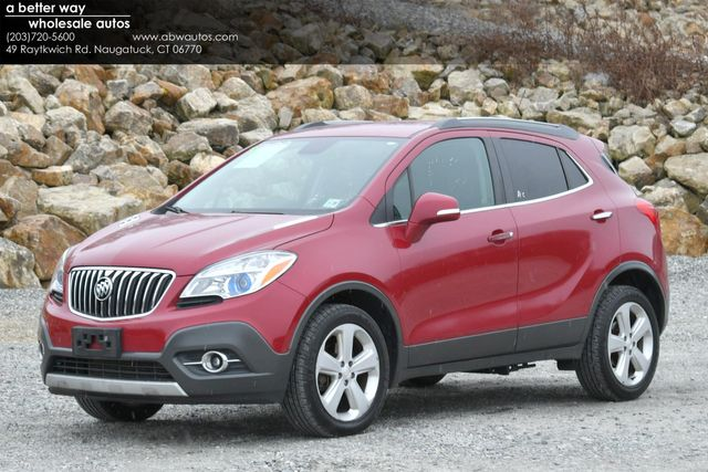 2015 Buick Encore Convenience Naugatuck, Connecticut