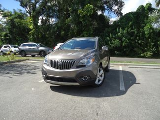 2015 Buick Encore Leather SEFFNER, Florida 6
