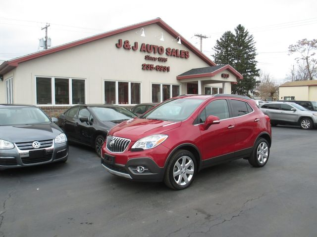 2015 Buick Encore Premium in Troy, NY 12182